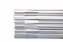 Aluminium Stäbe AL99,5TI Reinaluminium