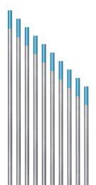 Wolframelektroden WL20 blau