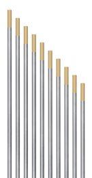 Wolfram Elektroden Gold WLa 15